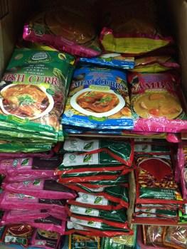 FOOD. I love Indian food.