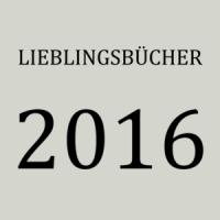 Lieblingsbücher 2016