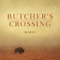 Butcher's Crossing von John Williams