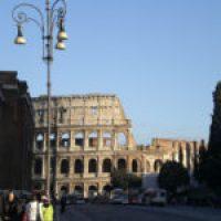 Ein Jahr in Rom von Dela Kienle