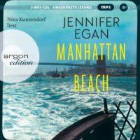 Manhattan Beach von Jennifer Egan (Hörbuch und Buch)