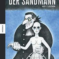 Der Sandmann. Graphic Novel nach E.T.A. Hoffmann von Vitali Konstantinov
