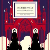 Die Nibelungen von Burkhard Neie