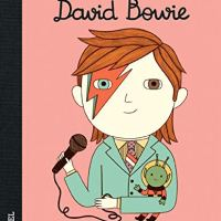 David Bowie. Little People, Big Dreams von María Isabel Sánchez Vegara