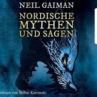 Nordische Mythen und Sagen von Neil Gaiman (Hörbuch)