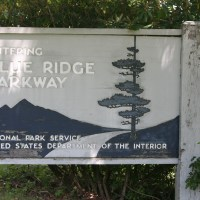 Blue Ridge Parkway (VA) - Aug 2014