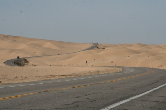 Imperial Valley Sand Dunes