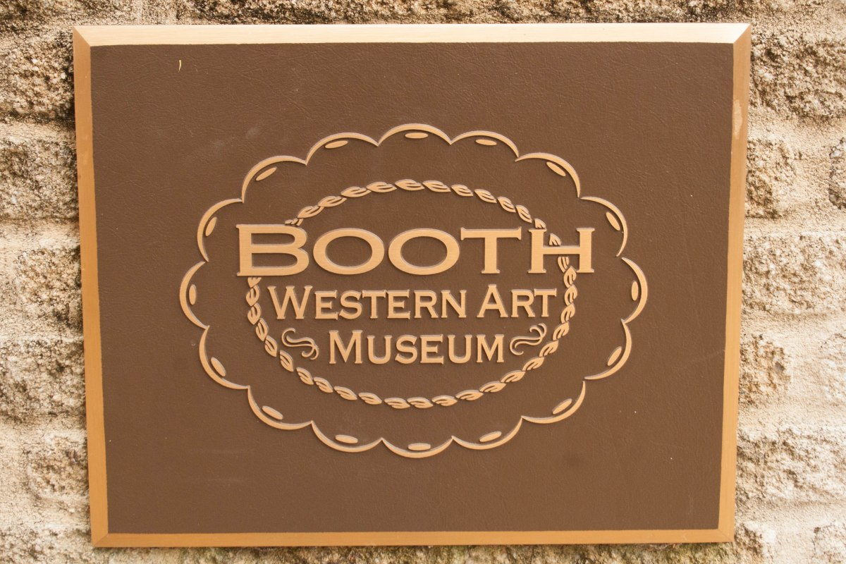 Booth Western Art Museum - April 2015