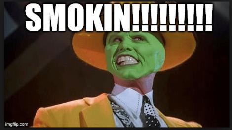 Smokin!!!!!