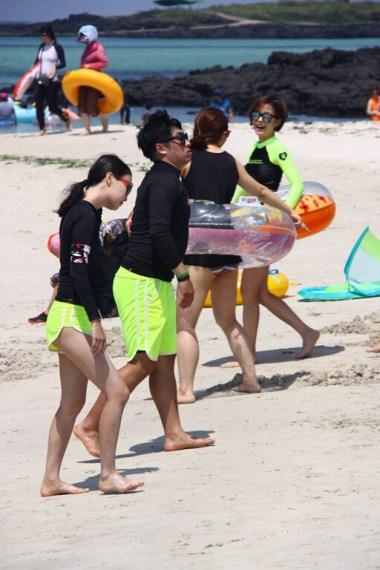 Gimnyeong Beach Twins