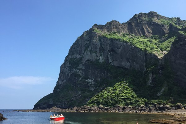 Jeju Island Mountain
