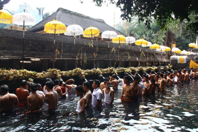 Bali Holy Traditions