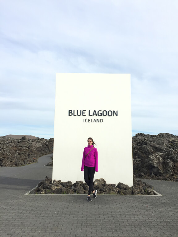Iceland - Welcome to the Blue Lagoon