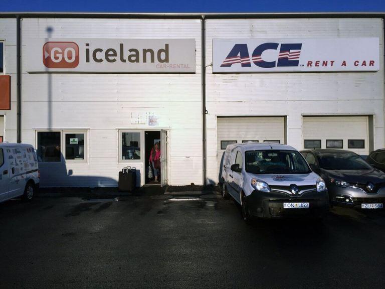 Icelandic Crappy Car Rentals - travel mishaps begin