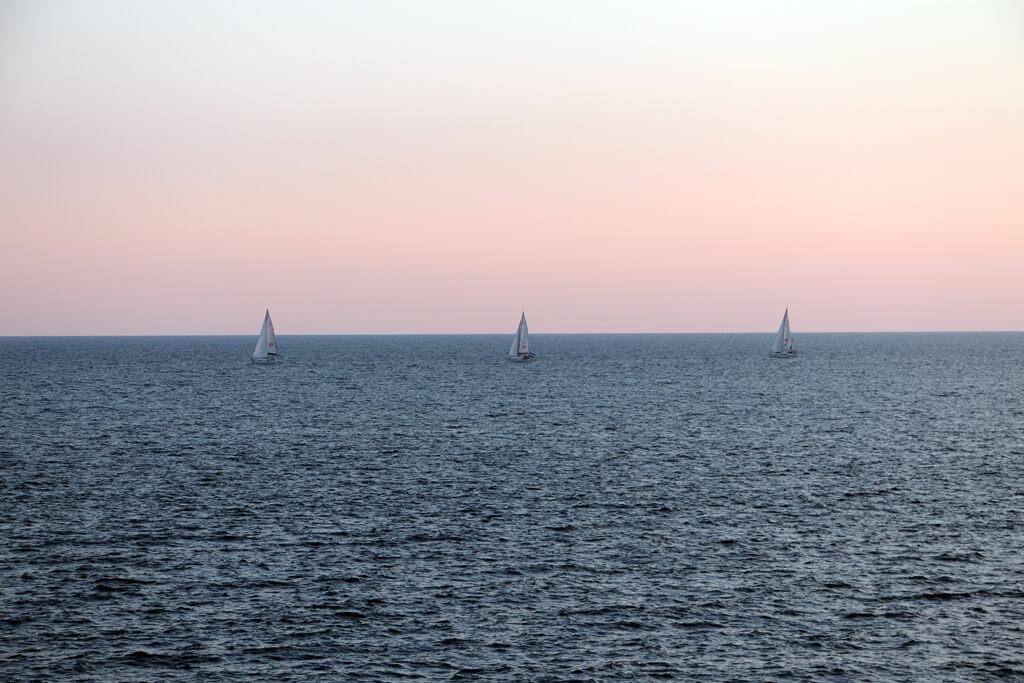 Croatian Evening Sail