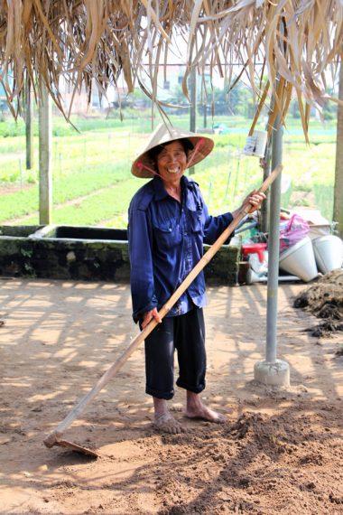 Vietnam Gardener Hoi An