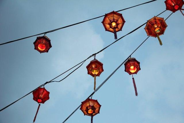 Vietnam Hoi An Lantern Bottoms