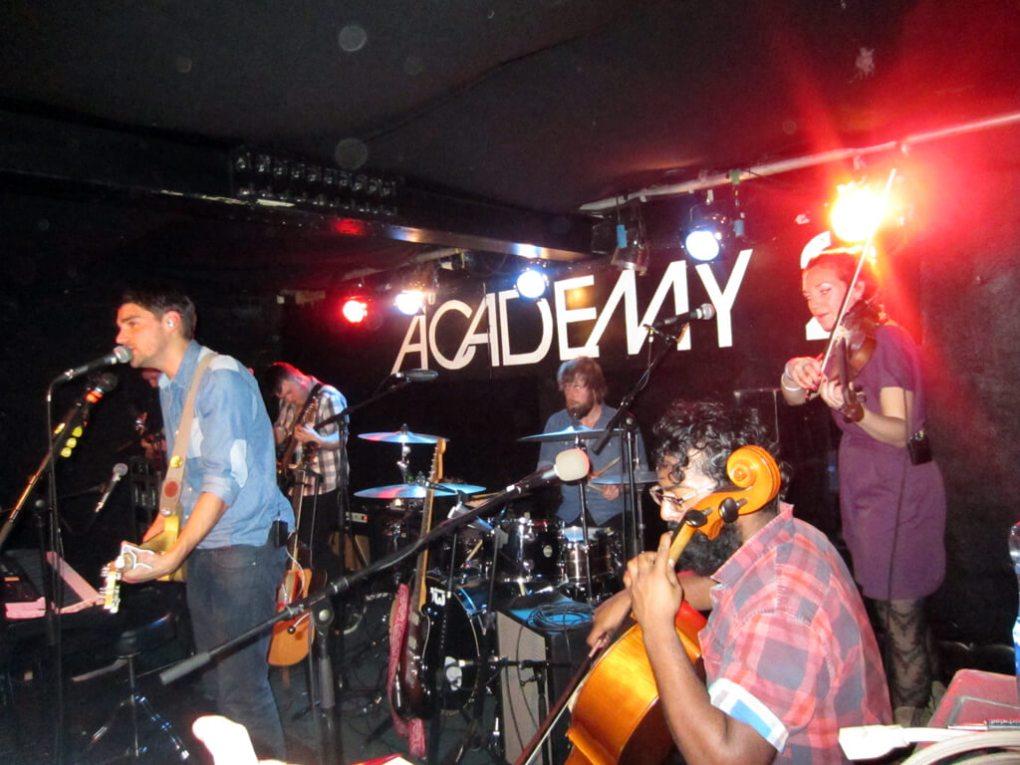 Irish Music Venue Academy in Dublin