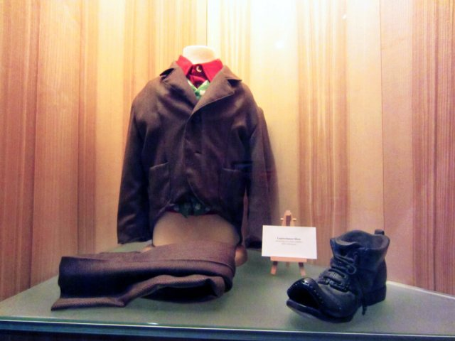 Dublin's Leprechaun Museum, Leprechaun Costume