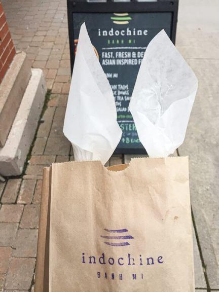 Halifax's Indochine Banh Mi