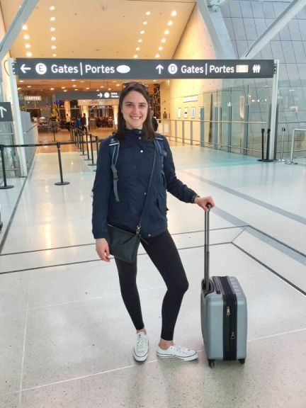 Travelling Through Europe for 5 Weeks with Only A Carry-On!
