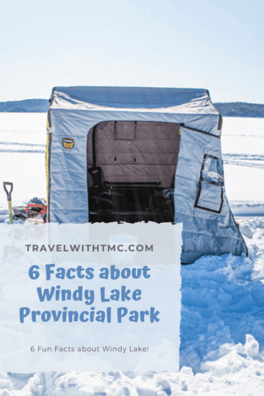 6 Facts About Windy Lake Provincial Park in Ontario, Canada