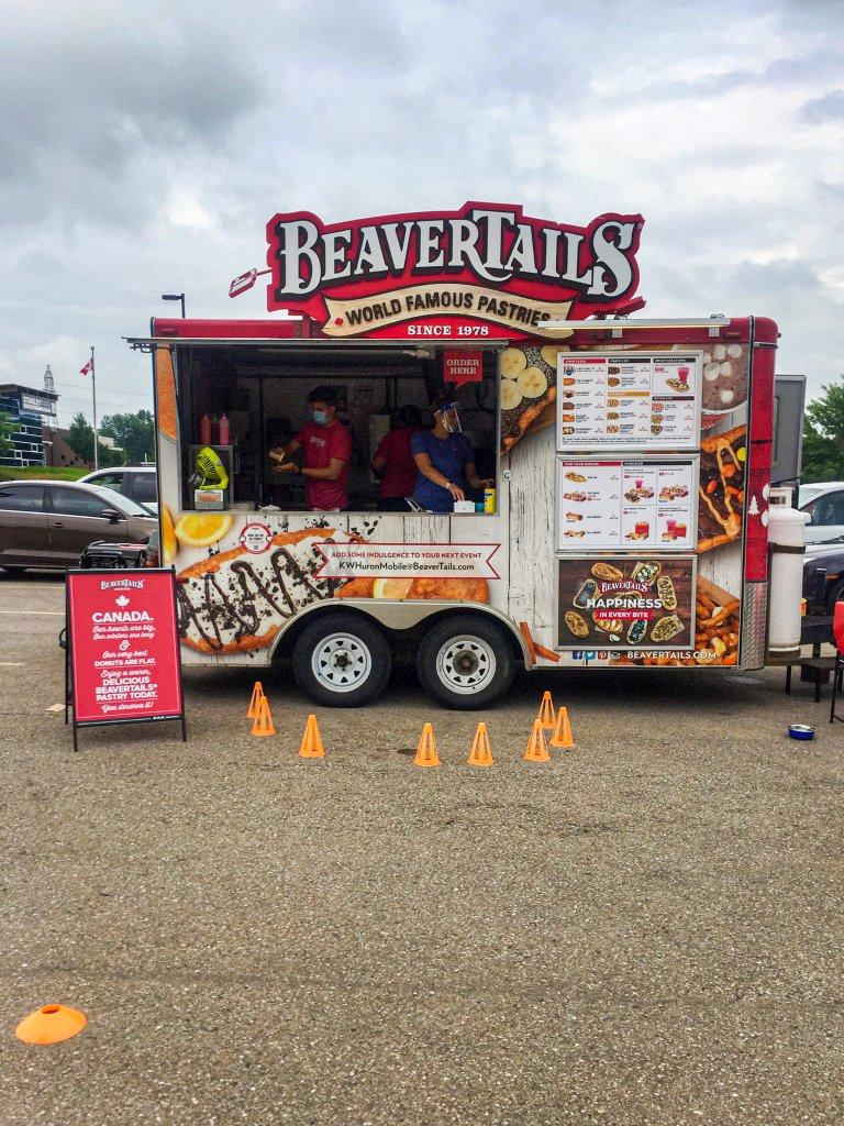 BeaverTails KW Food Truck Summer 2020