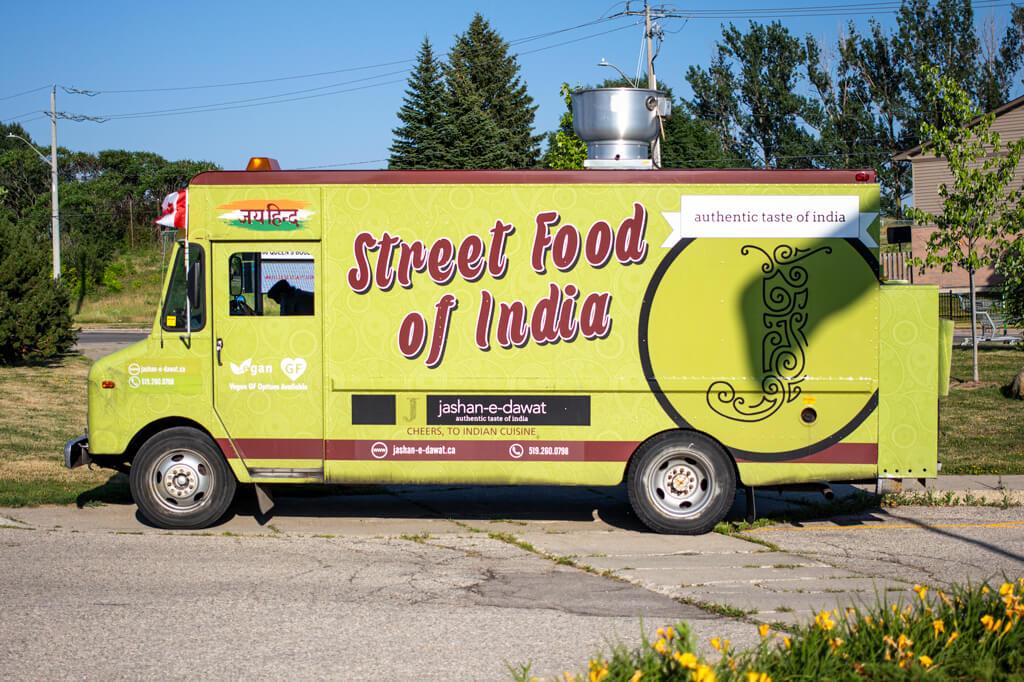 Cambridge's Jashan-e-Dawat Food Truck Summer 2020