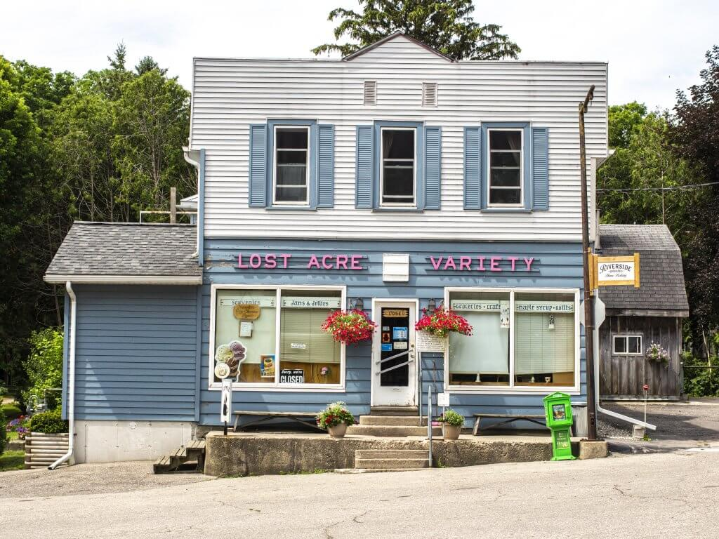 Local Variety Store in Woolwich Township