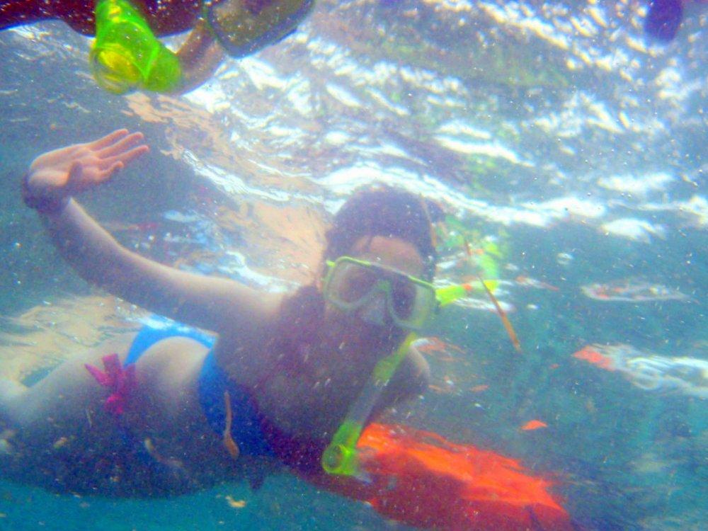 Isla Pandan Snorkeling (3/6)