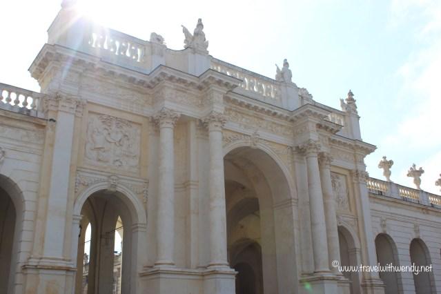 Nancy main gate