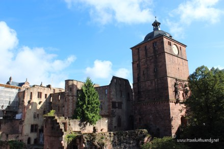 TWW - Heidelberg Castle