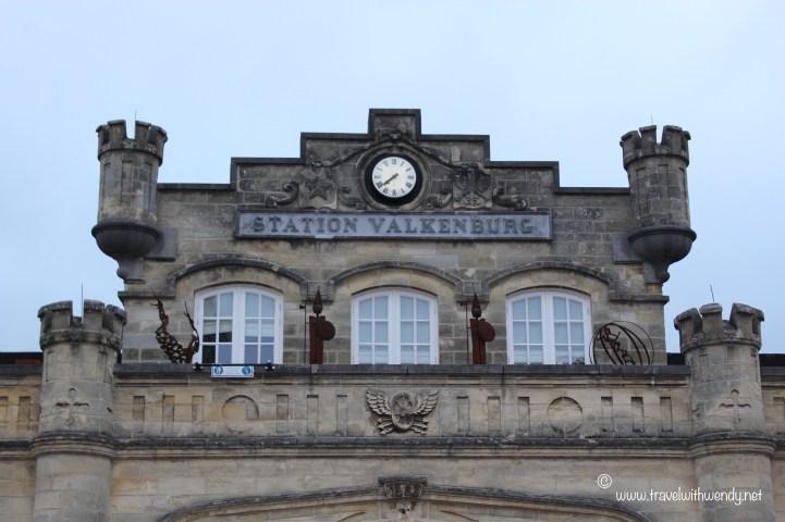 TWW - Valkenburg Clock