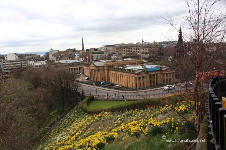 TWW - view of Edinburgh