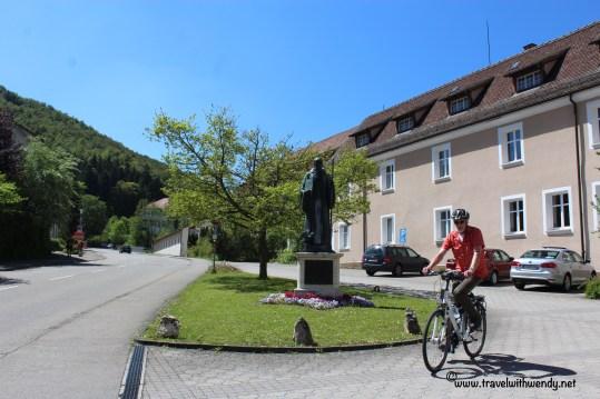 TWW - Beuron and bike