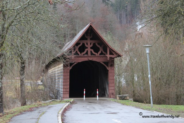 TWW - Beuron gabled covered bridge