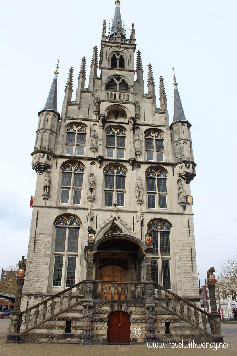 TWW - Gouda town hall
