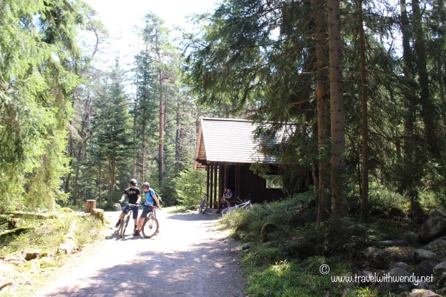 TWW - hiking hut 2016