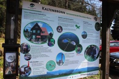 TWW - Kaltenbronn sign