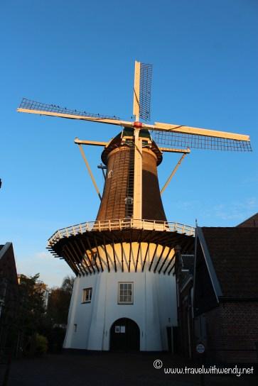 TWW - Wassenaar Windmill