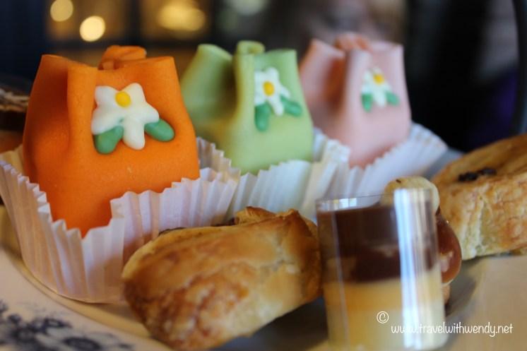 TWW - yummy treats High Tea Delft Museum