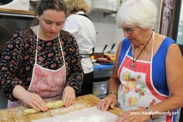 TWW - Biscotti with grandma