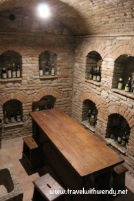 TWW - Cave winery in San Gimignano