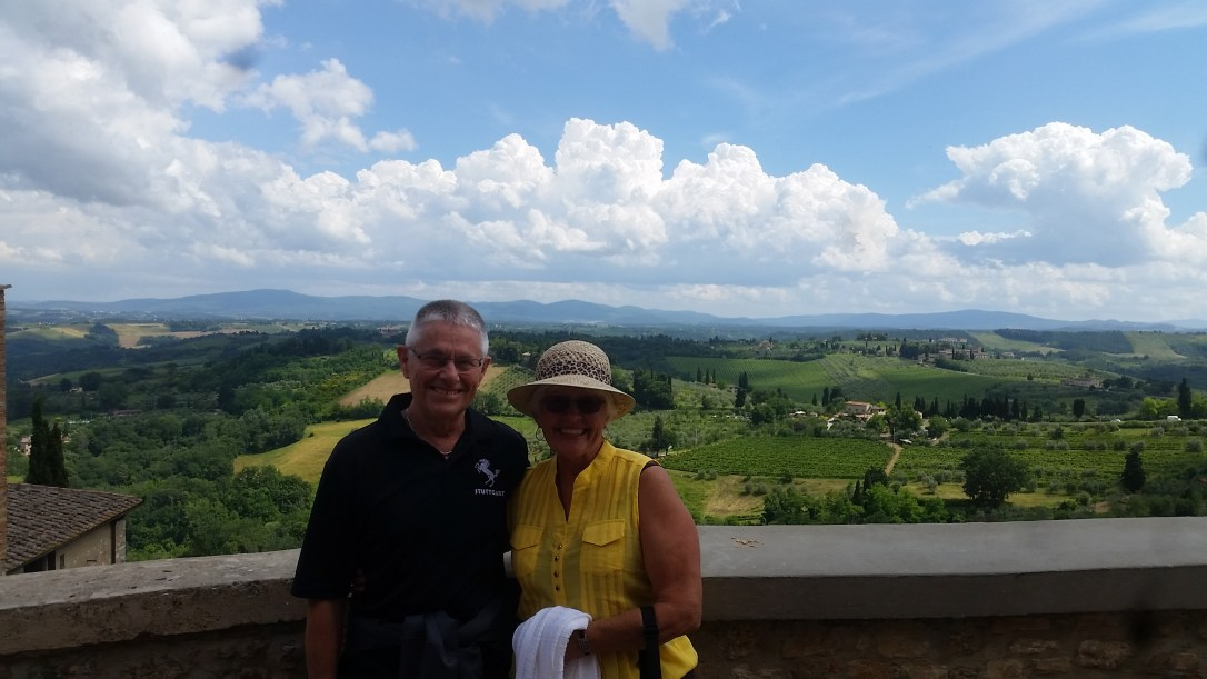 TWW - Mom and Dad San Gimignano