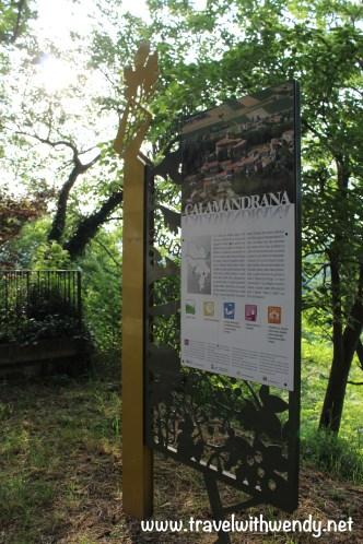TWW - Sign Calamandrana