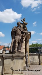 TWW - Ansbach statue