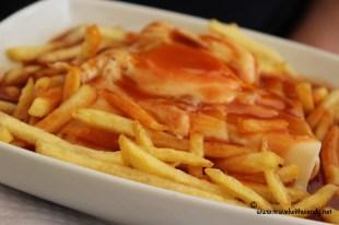TWW - Francesinha with egg Porto