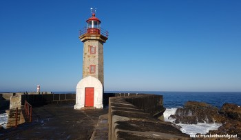TWW - lighthouse in Porto
