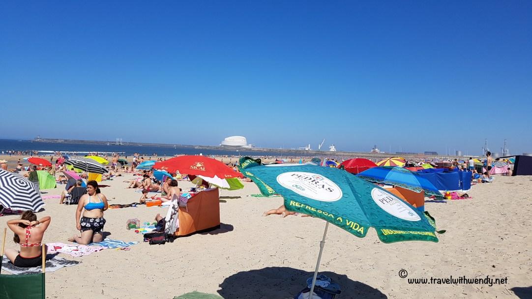 TWW - Matosinhos Beach