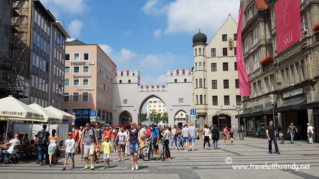 Hotel Munchen Karlsplatz